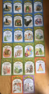 Puddle Lane Books Bundle x 22, Sheila McCullagh, Ladybird Books Stages 1-4