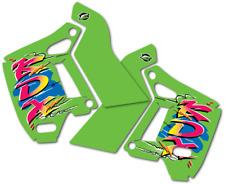Kawasaki KDX 200 1993 Rad & Tank Decals Graphics Stickers
