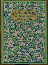 Jane Jones and Some Others by Ben King-1909 Edition-John A. Williams Illos