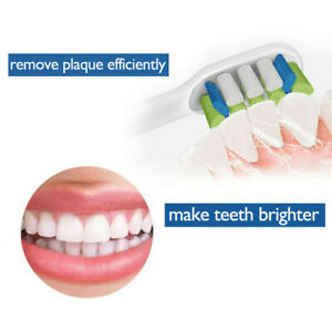 Replacement Toothbrush Heads Suitable to SOOCAS X3 SOOCARE Electric Tooth