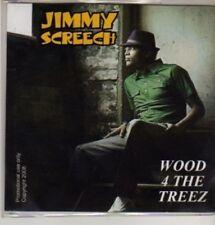 (AZ454) Jimmy Screech, Wood 4 The Treez - DJ CD