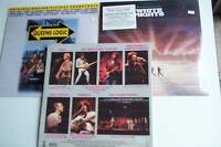 SEALED 3 LPs - W/ STING, JEFF BECK, CLAPTON + WHITE NIGHTS SOUNDTRACK