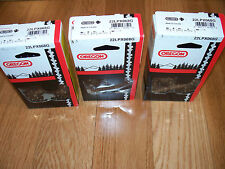 """3 18"""" 22LPX068G Oregon chainsaw chains fits  025 MS 250 251 replaces 26RS 68"""