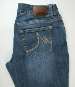 Maurices Curvy Bootcut Stretch Womens Jeans Sz 5/6 Short