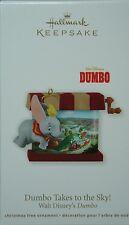 2011 Hallmark Ornament Dumbo Takes To The Sky! Walt Disney Dumbo UNOPENED