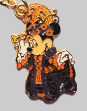 Disney Minnie Mouse Halloween Charm FOB 2010 Tokyo Brand New