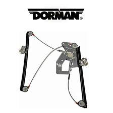 For BMW E39 525i M5 528i Driver Left Power Window Regulator w/o Motor Dorman