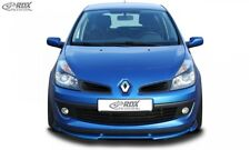 Front Spoiler, Splitter, Extension RENAULT Clio 3 Phase 1 (not RS) True1Blue