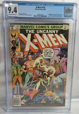 Uncanny X-Men #132 1980 Comic (CGC 9.4)