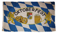3x5 German Bavarian Oktoberfest Octoberfest Beer Festival Flag Rough Tex Poly