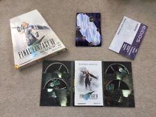 Final Fantasy VII - (PC CD-ROM) 1998 Big Trapezoidal Box