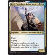 MTG Dominaria * Raff Capashen, Ship's Mage