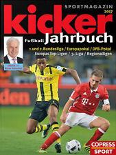 Kicker Fussball Jahrbuch 2017 - Illustrated German Bundesliga Football Yearbook