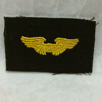 Vintage Military U S A A F Flight Instructor Badge Patch