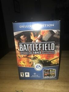 Battlefield 1942: Deluxe Edition (PC, 2003) Factory Sealed