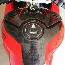 Cover Tank Carbon Red - Ducati Panigale V4/V4s/V4R