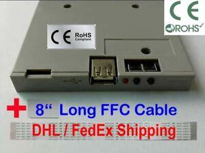 Floppy drive emulator Upgrade Brother PR600 embroidery machine read USB drive