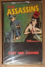 The Assassins - Cut Me loose - Rare Demo Cassette SEALED - Jim Thackery