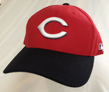 Official MLB CINCINNATI REDS CAP size L wool blend Embroidered logo Red