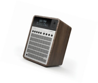 Revo Super Signal Deluxe DAB Table Radio with DAB/DAB+/FM Reception, Digital Ala