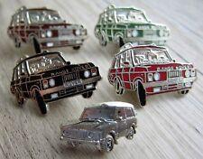 5 x Range Rover Pin / Pins: 5 x verschiedene emaillierte Land Rover Pins - Rar!