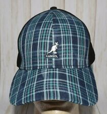 Kangol Plaid Hat Cap Fitted