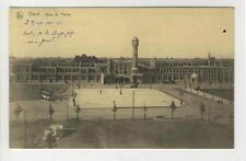 AK Gent, Gand, Gare St Pierre 1918