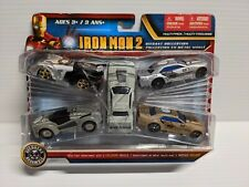Iron Man 2 Maisto Marvel Universe Die-Cast 5 Car Collection