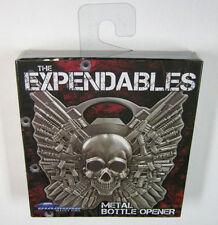 The Expendables Skull & Guns Metal Bottle Opener Diamond Select Toys NEW MOVIE