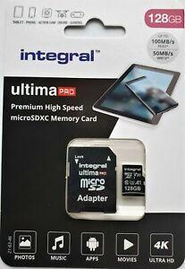 128GB Micro SD Memory Card Class 10 U3 for NOKIA and Nokia Lumia Mobile Phone