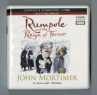 Rumpole and the Reign of Terror: by John Mortimer - Audiobook - 4CDs