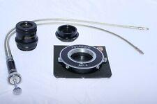 Carl Zeiss Luminar 100mm f6.3 Macro Lens, Ver. 1 for 4x5 Linhof Master Technika.