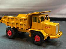 Matchbox Lesney King Size Foden Tipper Dumper Dump Truck No 5 Diecast Yellow