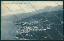 Croazia Abbazia cartolina ZC0990