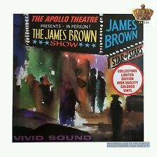 JAMES BROWN & THE FAMOUS FLAMES Live At The Apollo POLYDOR Sealed COLORED VINYL