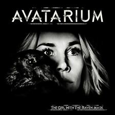 AVATARIUM-GIRL WITH THE RAVEN MASK-JAPAN CD F56