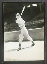 1939 Ted Williams Boston Red Sox Vintage Type II Photo by George Burke HOF USMC