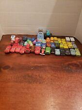 Disney Cars Mini Racers  Lot