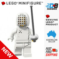 Genuine LEGO Minifigure - Fencer, Series 13 Minifigures, #11 - NEW