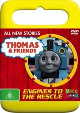 Thomas The Tank Engine DVD  - Engines To The Rescue FAST & FREE FROM MELB!