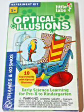 Thames & Kosmos Science Experiment Kit Little Lab Optical Illusions New Sealed