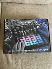 Novation Circuit Mono Station Paraphonic Analog Synth (Excellent condition)