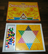 CHINESE CHECKERS BY SPEARS GAMES VINTAGE SET 1990