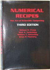 Numerical Recipes The Art of Scientific Computing, 3rd edtition
