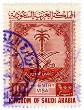 (I. B) Arabia Saudita ricavi: Passaporto tassa 100R (visto di ritorno)