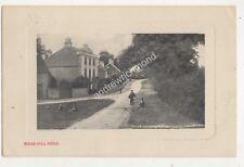 Mogg Hill Road Somerset 1924 Postcard Postmarked Rode 687b