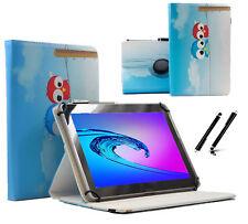 """Schutzhülle für Samsung Galaxy Tab 2 P5110 Tablet Case 10.1"""" 360 Eulen 2"""