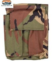 Kombat A6 Notebook / Notepad holder in DPM Molle Airsoft Military Bushcraft