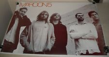 Rolled Printed in Uk Maroon 5 Pin Up Poster Band Photo Adam Levine Voice star