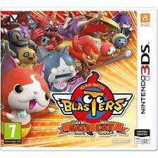Juego Nintendo 3DS yokai Watch Blasters gato